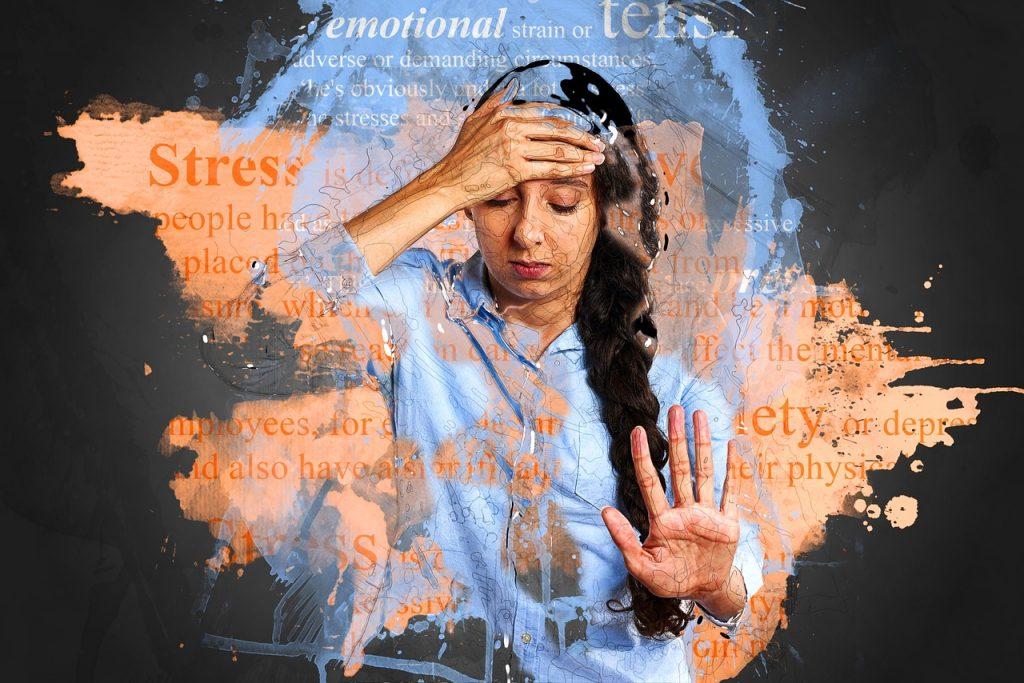 ストレス 女性